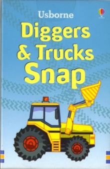 Trucks and Diggers Snap, Cards