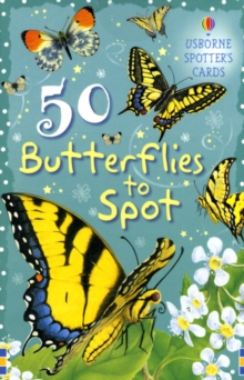 50 Butterflies to Spot, Cards