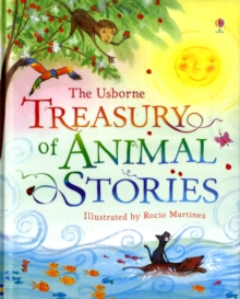Treasury of Animal Stories, Hardback
