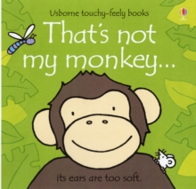 That's Not My Monkey, Board book