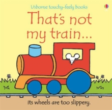 That's Not My Train, Board book