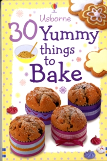 30 Yummy Things to Bake, Cards