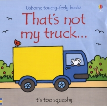 That's Not My Truck, Board book