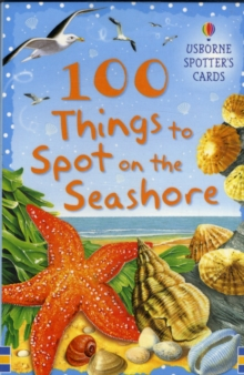 100 Things to Spot on the Seashore, Cards Book