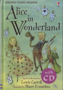 Alice in Wonderland, Mixed media product Book