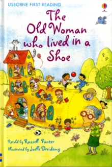 The Old Woman Who Lived in a Shoe, Hardback