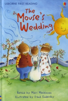 The Mouse's Wedding, Hardback Book