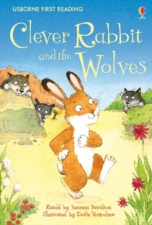 Clever Rabbit and the Wolves, Hardback