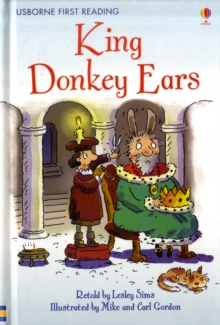 King Donkey Ears, Hardback