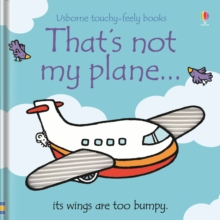 That's Not My Plane, Board book Book