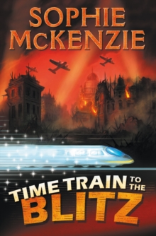 Time Train to the Blitz, Paperback Book