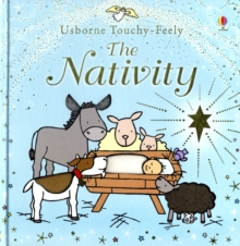 Touchy-feely Nativity, Board book