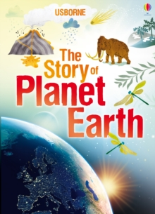 The Story of Planet Earth, Paperback Book