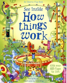 How Things Work: See Inside, Hardback Book