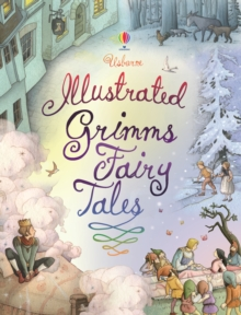 Illustrated Grimm's Fairy Tales, Hardback