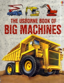 Big Machines, Paperback Book