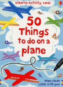 50 Things to Do on a Plane, Cards
