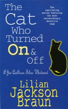 The Cat Who Turned on and Off, Paperback Book