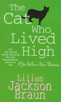 The Cat Who Lived High, Paperback Book
