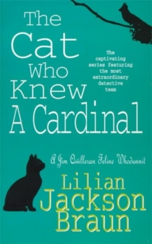 The Cat Who Knew a Cardinal, Paperback