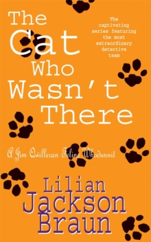 The Cat Who Wasn't There, Paperback
