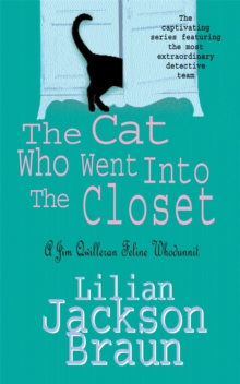 The Cat Who Went into the Closet, Paperback