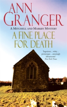 A Fine Place for Death, Paperback