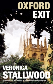 Oxford Exit, Paperback Book
