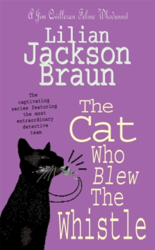 The Cat Who Blew the Whistle, Paperback