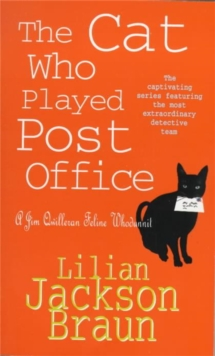 The Cat Who Played Post Office, Paperback