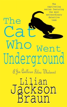 The Cat Who Went Underground, Paperback