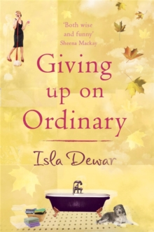 Giving Up on Ordinary, Paperback