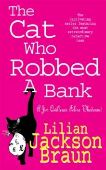 The Cat Who Robbed a Bank, Paperback