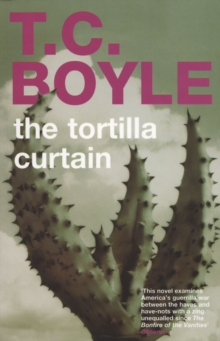 The Tortilla Curtain, Paperback