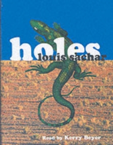 Holes, Audio cassette