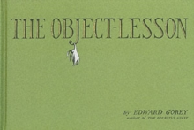 The Object Lesson, Hardback