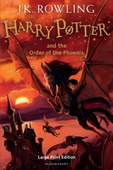 Harry Potter and the Order of the Phoenix, Hardback