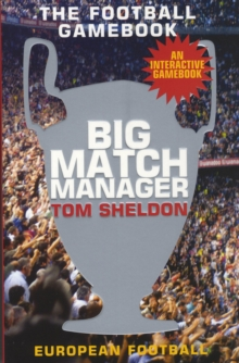 Big Match Manager 2, Paperback
