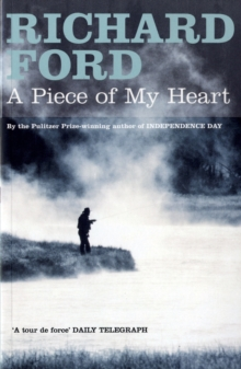 A Piece of My Heart, Paperback Book