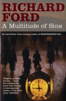 A Multitude of Sins, Paperback Book