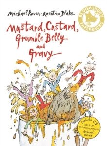 Mustard, Custard, Grumble Belly and Gravy, Mixed media product Book