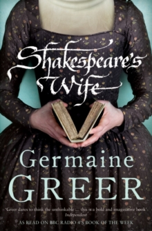 Shakespeare's Wife, Paperback Book