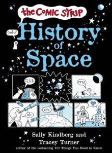 The Comic Strip History of Space, Hardback