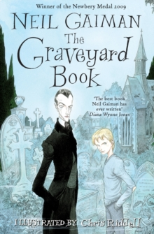 The Graveyard Book, Paperback
