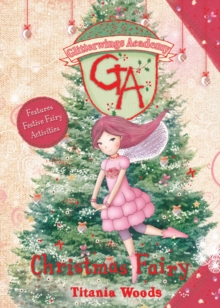 Christmas Fairy, Hardback Book