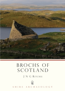 Brochs of Scotland, Paperback Book