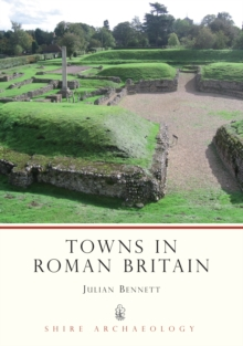 Towns in Roman Britain, Paperback