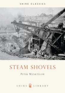 Steam Shovels, Paperback Book