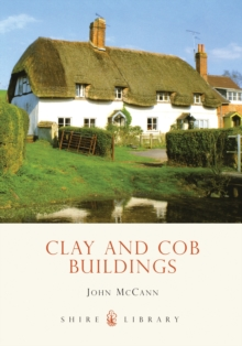 Clay and Cob Buildings, Paperback
