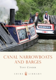 Canal Narrowboats and Barges, Paperback Book